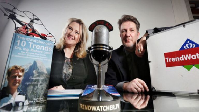 TrendWatcherTV, door Lieke en Richard Lamb