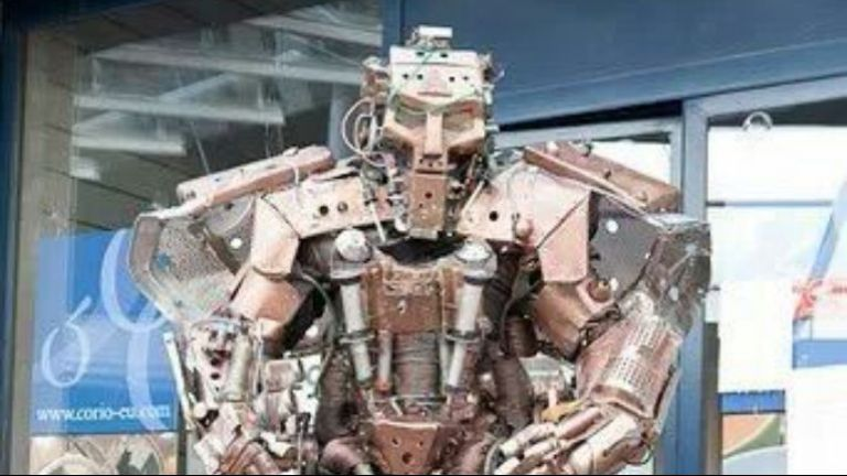 Grote ABC Robot