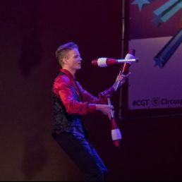 Juggler Spijkenisse  (NL) Juggler act