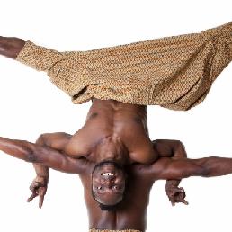Stuntshow Spijkenisse  (NL) Acrobaten act