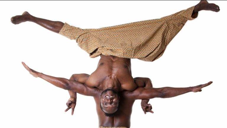 Acrobatics act