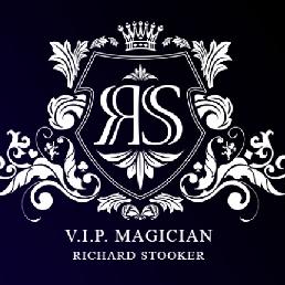 Magician Breda  (NL) VIP magician & mentalist Richard Stooker