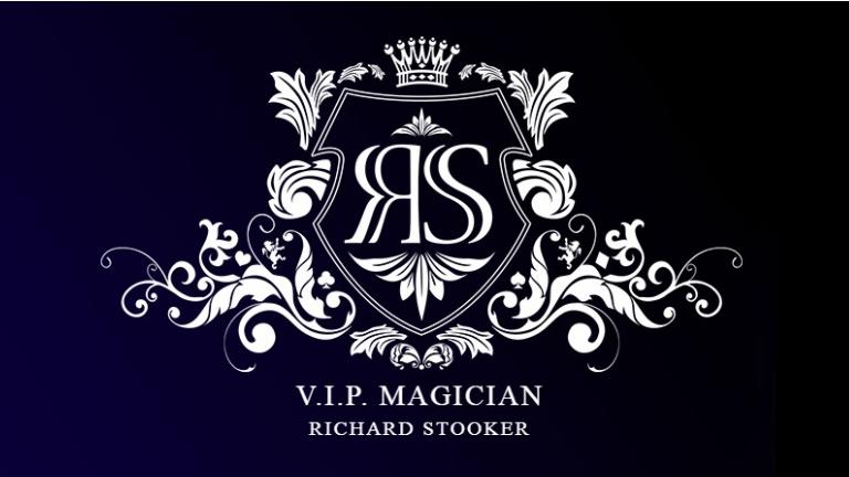 Magician & mentalist Richard Stooker