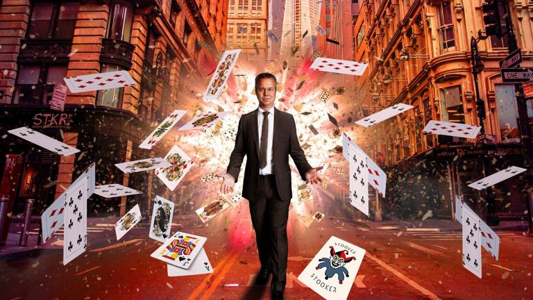 VIP magician & mentalist Richard Stooker 1,5 uur