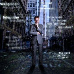 VIP magician & mentalist Richard Stooker 2,5 uur