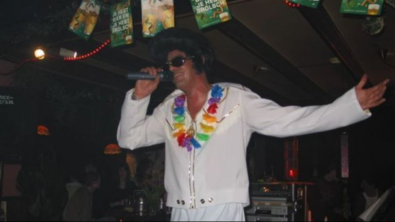 De Elvis Show