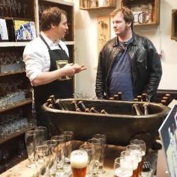 Cocktails Bussum  (NL) Brouwerij Frankendael - Bier Proeverij