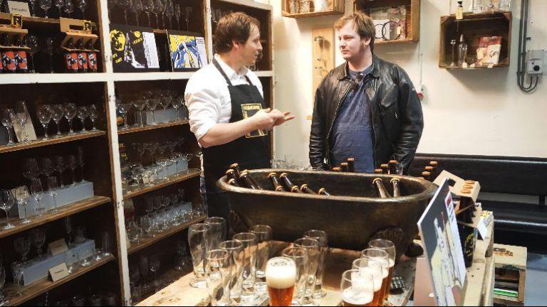 Brouwerij Frankendael - Bier Proeverij