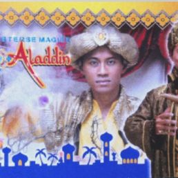 Kids show Den Haag  (NL) Aladdin the Oriental Magician