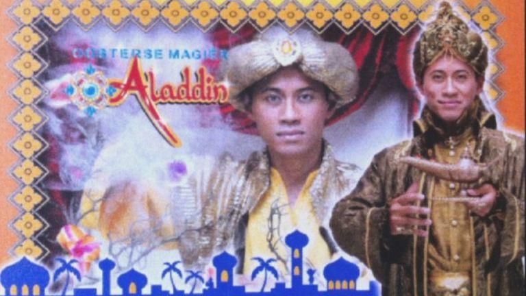 Aladdin de Oosterse Magiër