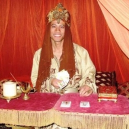 Fortune teller Den Haag  (NL) Aladdin the soothsayer
