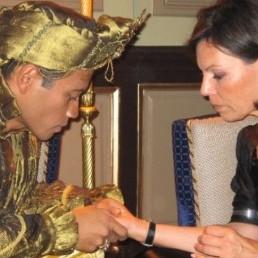 Fortune teller Den Haag  (NL) Aladdin the handlezer