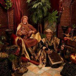 Magician Den Haag  (NL) Sinbad & Aladdin de Oosterse Magiërs