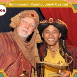 Sinbad & Aladdin de Oosterse Magiërs