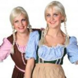 Actor Heinenoord  (NL) The Tyrolean girls