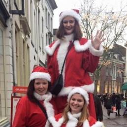 Animatie Heinenoord  (NL) Het Te Gekke Kerst Team
