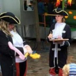 Karakter/Verkleed Heinenoord  (NL) Het te Gekke Piraten Team