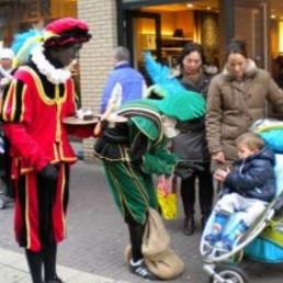 Karakter/Verkleed Heinenoord  (NL) Het te Gekke Zwarte Pieten team