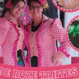 Schminker Naaldwijk  (NL) De Roze Tantes