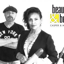 Singer (female) Almelo  (NL) Duo Casper & Marlene akoestische act