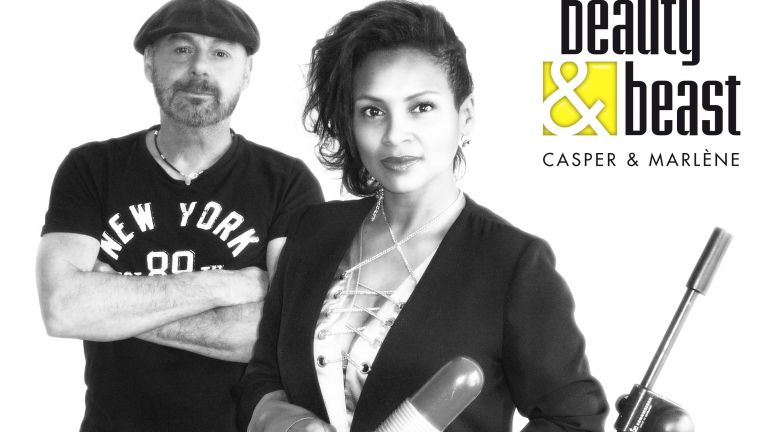 Duo Casper & Marlene akoestische act
