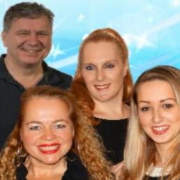 Event show De Meern  (NL) Evening filling incl 4 artists