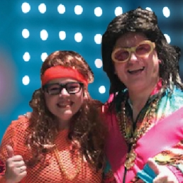 Character/Mascott Nieuwegein  (NL) Bingo Harry and Greet Foul Bingo act