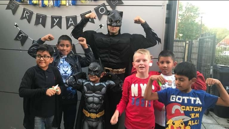 Batman Meet & Greet