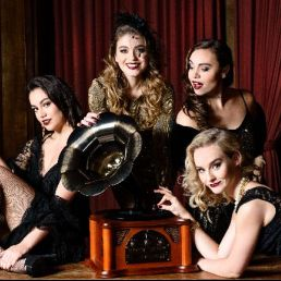 Zanggroep Amsterdam  (NL) The Gatsby Girls