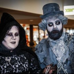 Animatie Tilburg  (NL) Halloween Act!