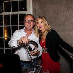 Zangeres Gorinchem  (NL) Rosanne en DJ