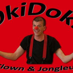 Kids show Eefde  (NL) Presentation OkiDoki