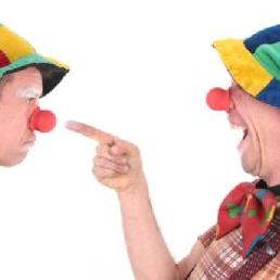 Feest met Clown & Jongleur OkiDoki