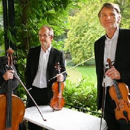 Orchestra Hilversum  (NL) Strings Trio The Spieghel
