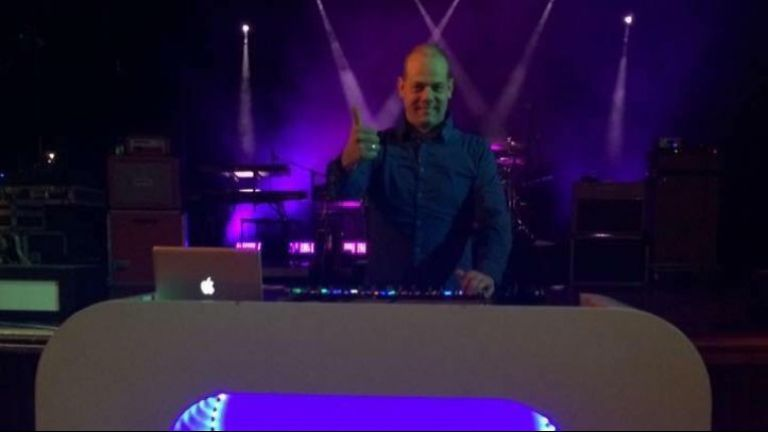 Allround entertainer DJ Ruud