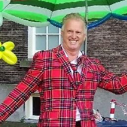 Clown Almere  (NL) Ballonnenclown Chris