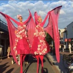 Actor Veldhoven  (NL) Flower Bombs duo