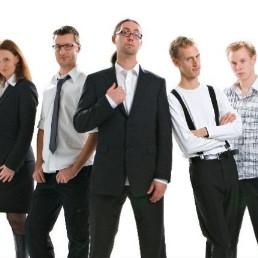 Cabaret Varsseveld  (NL) Improvisatietheater The Big Mo