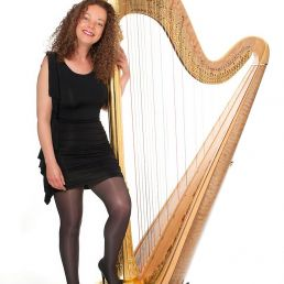 Carla Bos, harpiste
