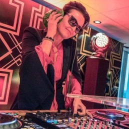 DJ Rotterdam  (NL) dj Helene di Firenzi
