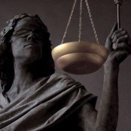 Animatie Nijmegen  (NL) Vrouwe Justitia I