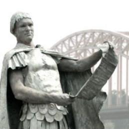 Animatie Nijmegen  (NL) Romeinse Keizer