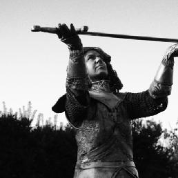 Animatie Nijmegen  (NL) Jeanne d'Arc