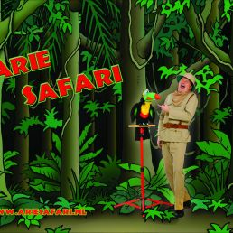Arie Safari - Kindershow