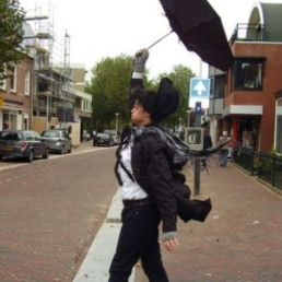 Animatie Nijmegen  (NL) Storm Man