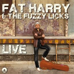 Band Almere  (NL) Fat Harry & the Fuzzy Licks
