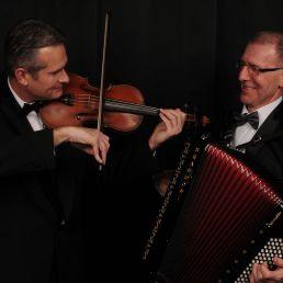 Violinist Papendrecht  (NL) Duo Mu-Chique