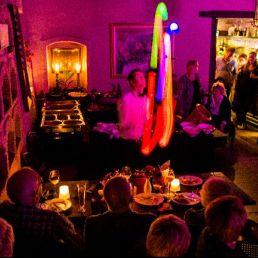 Jongleur Zeewolde  (NL) Jongleur & Entertainer Bart Hoogteijling