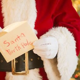 Kerstman en KerstElf (Amsterdam e.o.)