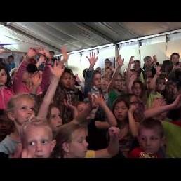 Goochelshow voor kinderen 4-12jaar